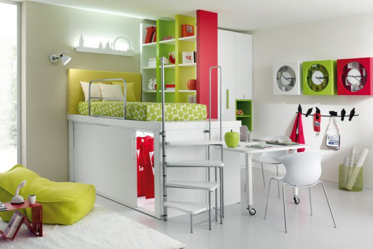 quelles tendances pour une chambre d enfant ou de b b design blog meuble. Black Bedroom Furniture Sets. Home Design Ideas