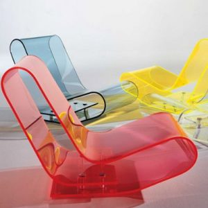 Chaise Lounge Kartell