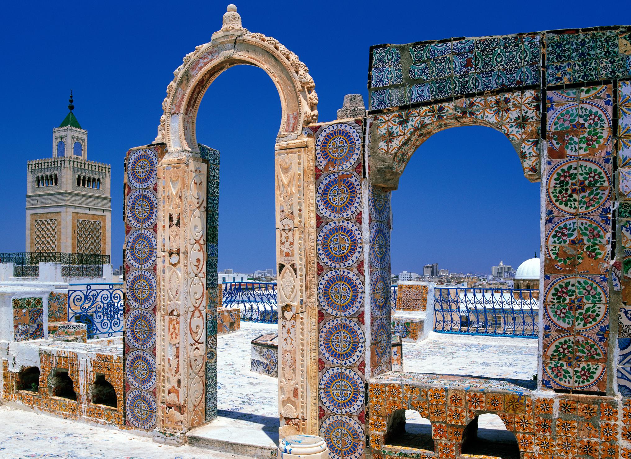 l essentiel de la d coration tunisienne blog meuble. Black Bedroom Furniture Sets. Home Design Ideas