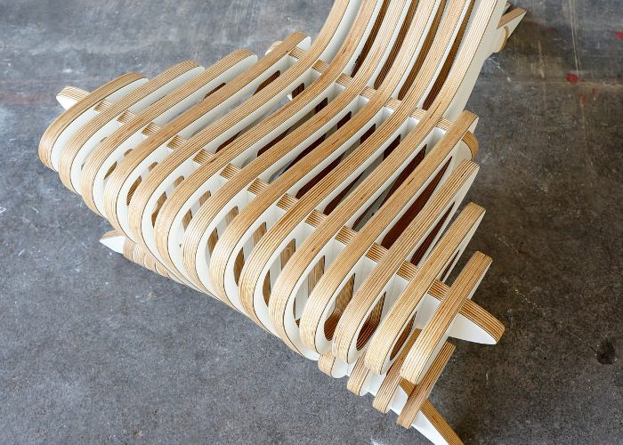 Chaise de Peter Qvist