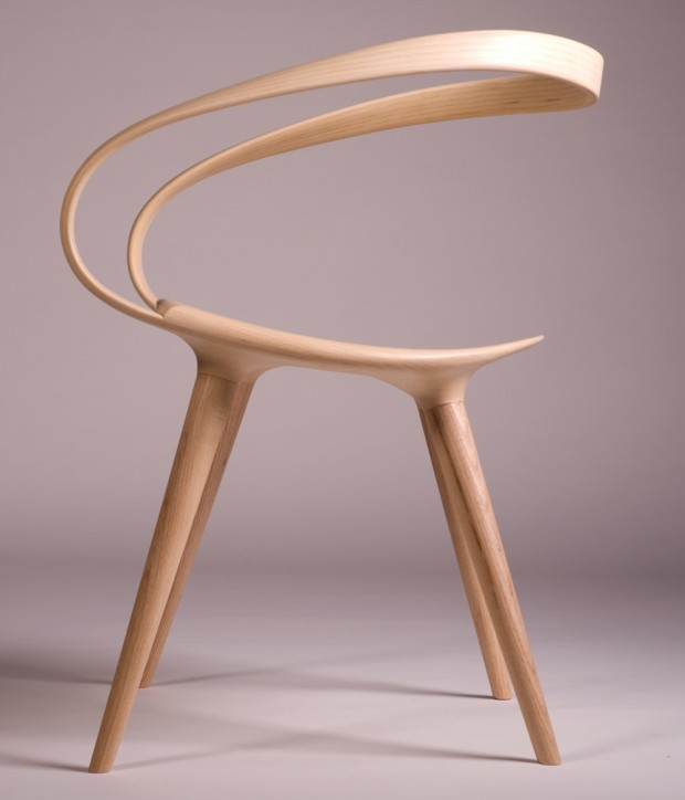 Velo Chair de Jan Waterston