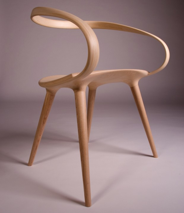 Jan Waterston et le Velo Chair