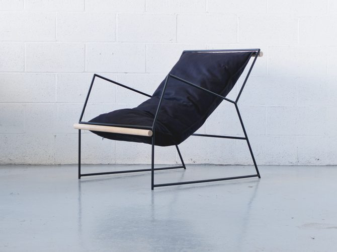 Kumo chair du designer japonais mitz takahashi blog meuble for Design japonais mobilier