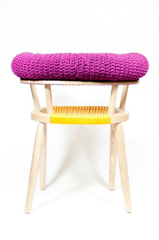 Jolie chaise Veega Tankun