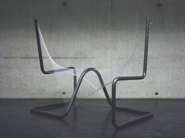Chaise originale Saitens de Clara Schweers